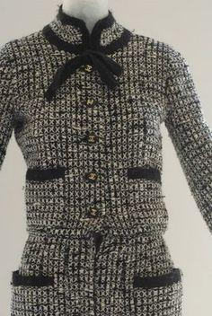 Chanel Haute Couture 1978