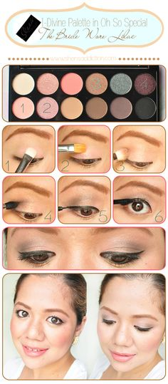 Shen's Beauty Blog: Makeup, Skincare, Tutorials, Reviews and Features: The Makeup Look: The Bride Wore Lilac | Sleek I-Divine Oh So Special Palette
