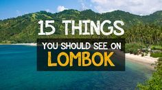 Lombok – an island next to Bali where the tourism is still in its infancy. A lit… Lombok – an island next to Bali where the tourism is still in its infancy. A little Lombok guide with 15 things that you should have seen. Bali Travel Guide, Thailand Travel, Asia Travel, Travel Trip, Travel Packing, Bali Lombok, Ubud, Lembongan Island, Bali Baby
