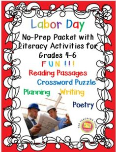 Labor Day is recognized as the end of summer and for many begins the new school…