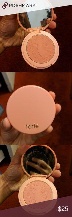 NWT Tarte Amazonian Clay 24-hour blush (full size) Brand new!  Shade: Captivating tarte Makeup Blush