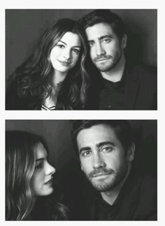 Anna Hathaway and Jake Gyllenhaal ''L'amour et les autres drogues''