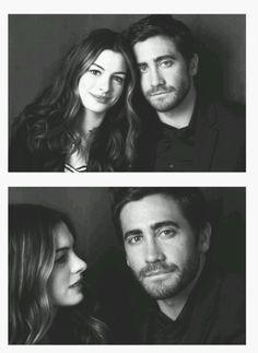 Anna Hathway and Jake Gyllenhaal
