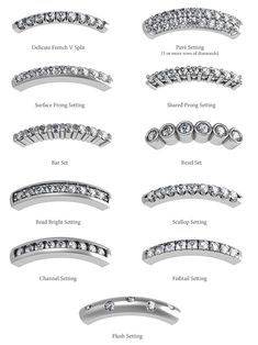 Understanding the basics of diamonds, settings and bands is helpful when creating your designs. View Casting House's ring guide and contact us today! Diamond Rings, Diamond Jewelry, Dream Engagement Rings, Designer Engagement Rings, Halo Engagement, Jewelry Design Drawing, Jewellery Sketches, Jewelry Photography, Ring Verlobung