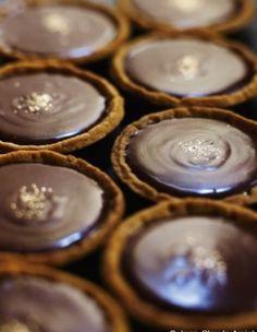 Tarte au chocolat grand cru : Recettes Elle à Table