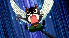 Fairy Tail Lily Asustado