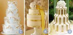 festa de casamento branca e dourada - Google Search