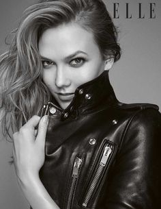 The March 2016 issue of ELLE UK (on sale Thursday 28 January) is powered by model and tech entrepreneur Karlie Kloss.