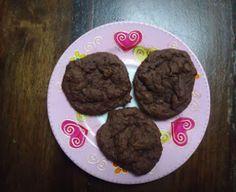 Chocolade Courgette Koekjes OMG