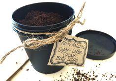 DIY Babs' Cacao-Coffee Body Scrub   1 Million Women