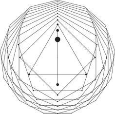 Choir Insignia - Geometry Based on the Natural Harmonic Series