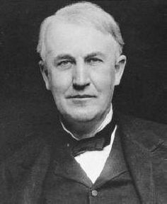 Thomas Edison was left-handed.
