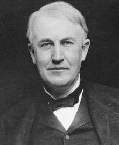 Thomas Edison was left-handed.