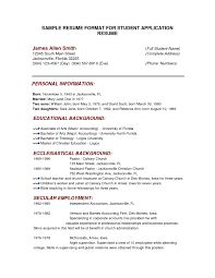 Easy Resume Examples The Newest Combination Resume Examples  Resume Example