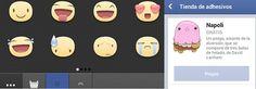 Agrega stickers a tu chat de Facebook Messenger de esta manera simple y fácil:  http://blog.mp3.es/como-activar-stickers-a-lo-line-en-facebook-messenger/?utm_source=pinterest_medium=socialmedia_campaign=socialmedia