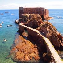 Berlenga Islands, Portugal is one of the 6 Island Experiences Almost Too Good to Share according to AFAR Magazine: Your perfect day trip is just ... six miles off the shores of Lisbon, Portugal | Hire a boat transfer out of Peniche, Portugal when available and travel 6 miles off-shore to the pristine Berlenga Islands. Then hike, kayak, snorkel and swim the day away. Pack a picnic lunch and feast on the beach. The perfect day in paradise.