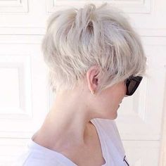 Pixie Haircut Back View | The Best