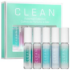 Rollerball Collection - CLEAN | Sephora