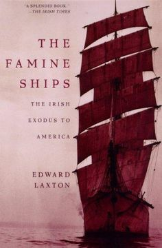 Between 1846 and 1851, more than one-million people--the potato famine emigrants--sailed from Ireland to America. Now, 150 years later, The Famine Ships tells of the courage and determination of those