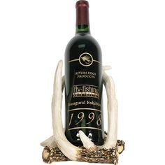 $21.99 #Antlers Novelty #Wine Rack