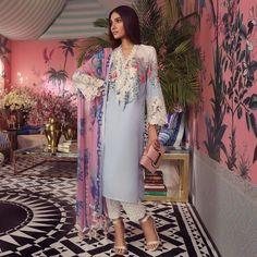Discreet Latest Pakistani Indian Designer Sana Safinaz Catalogue Unstiched Shalwarkameez Clothing, Shoes & Accessories Other Women's Clothing