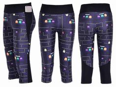 PACMAN ATHLETIC LEGGINGS lotusleggings