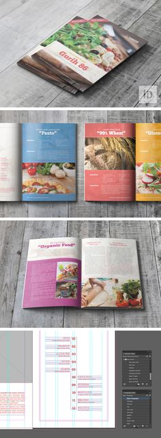 Gurih 86 Recipe Book in A4 and US Letter size. Available with Character/paragraph styles. https://crmrkt.com/4yRKV