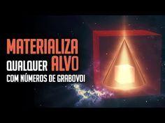Materializa qualquer alvo no plano físico com números de Grabovoi - YouTube