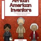 This packet includes resources to use with the Treasures reading program for Arican American Inventors. I have included everything you need for a f...