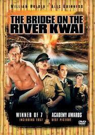 """En """"El Puente sobre el Rio Kwai"""" se inviertieron sobre US$ 250.000 de la época para construir el puente.  Los nativos, ignorando el motivo para el cual fue construido, estaban felices con la obra, que ellos mismos ayudaron a erigir. Una vez terminada, el jefe de la aldea llevó a cabo rituales ceremoniales y le informó al productor """"Los espíritus preservarán vuestro puente para toda la eternidad"""".  Pocas semanas después, el puente fue volado en pedazos en 30 segundos."""