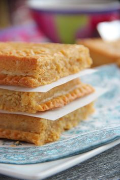 spiced pumpkin bars (use google translate)