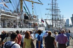 ESPAÑA: Mediterranean Tall Ship Regatta 2013.