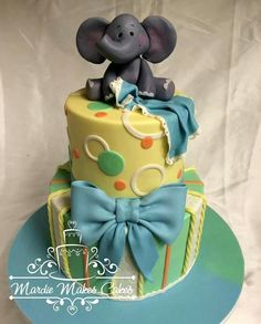 ..Awesome baby cake!
