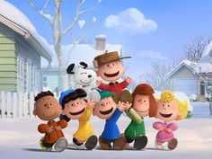 5 Reasons To Love the Peanuts Movie http://www.themamamaven.com/2015/11/06/peanuts-movie/ #PeanutsMovie #GoodGrief
