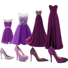 purple pleaser by pierresophie on Polyvore featuring Vivienne Westwood, Qupid, Gianvito Rossi and Shoe Republic LA