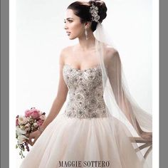 Maggie Sottero Lourdes Wedding Dress