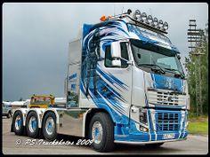 VOLVO FH16-700 8x4 GlobetrotterXL - Hurricane - Thurhagen - Sweden   Flickr…
