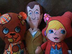 Mattel Pull String Talking Toy by Mattel by MrsBeasleyMattel