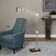 "Uttermost Amado 71"" Floor Lamp"