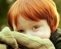 Alma Ruiva: Dia das crianças com ruivinhos lindos!