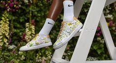 Nike x Liberty London somriga sneakers lagom till midsommar
