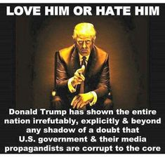 Image result for the media hates trump