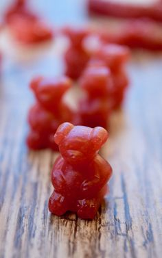 Easy & Healthy Cannabis Gummy Bear Recipe
