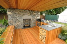 Just need to plan where I'll put the beehive oven and smoker