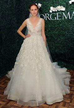 Jorge ManuelSpring 2014 Wedding Dresses