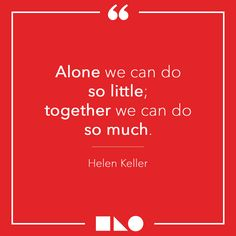 """Help us spread the word on our project. """"Because alone we can do so little and together we can do so much""""! Get to know more at www.feelipa.com"""