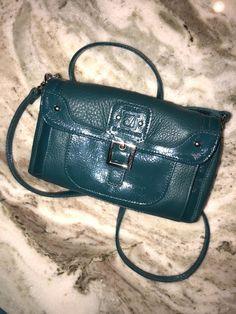 32ef07b69802 Women s Bags   Handbags · Stone Mountain shoulder bag blue NEW  fashion   clothing  shoes  accessories  womensbagshandbags