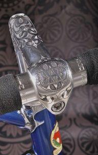 panto stem #fixie #bike #fixed gear
