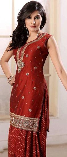 Amazing  red........