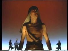 Laibach - Geburt einer Nation (Opus Dei) Official Video, 1987